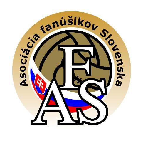 Na snímke logo Asociácie fanúšikov Slovenska