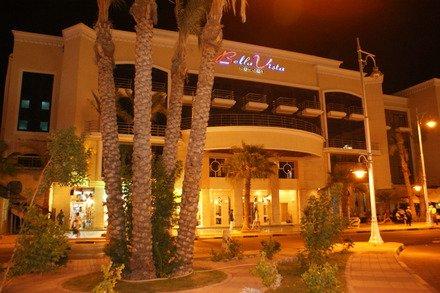 Na snímke hotel v Hurgade, kde sa odohral útok