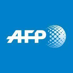 Na snímke logo Francúzskej tlačovej agentúry AFP