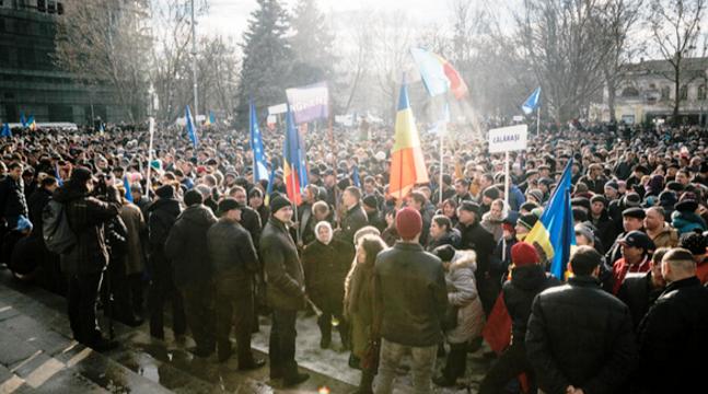 Horuci vikend v Moldavsku