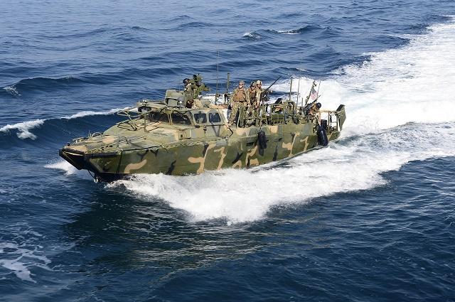 Zadržané americké lode boli podobné typu na obrázku
