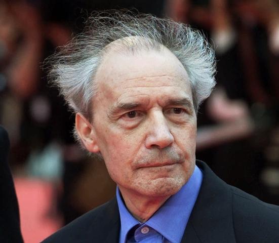 Na snímke francúzsky filmový režisér Jacques Rivette
