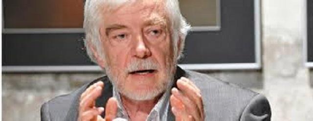 Na snímke nemecký psychoanalytika  psychiater Hans-Joachim Maaz