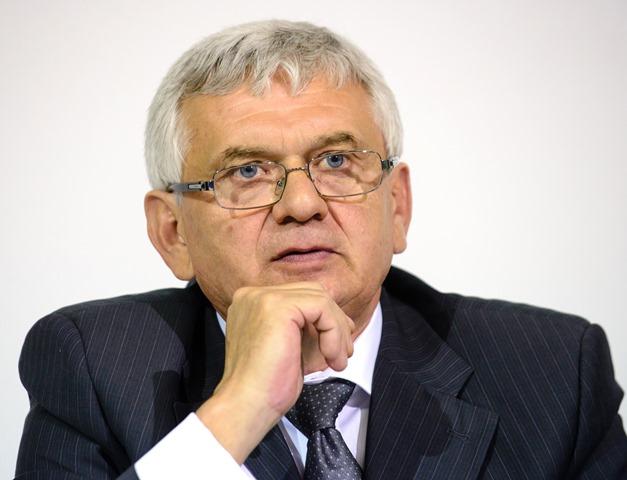 Na snímke Ľubomír Jahnátek, minister pôdohospodárstva a rozvoja vidieka