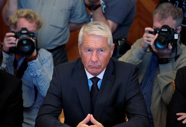 Na snímke generálny tajomník Rady Európy Thorbjörn Jagland