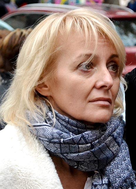 Na snímke česká herečka Veronika Žilková.
