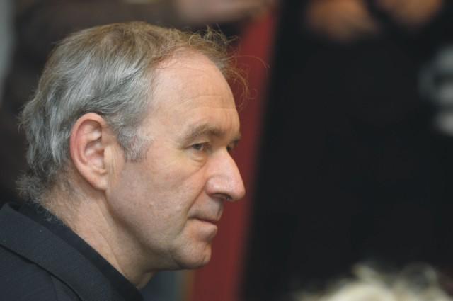 Na snímke bývalý trnavský arcibiskup Róbert Bezák