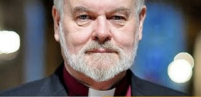 Brada je symbolom mužnosti a vážnosti. Tomuto znaku medzi kňazmi je otvorený aj londýnsky biskup Richard Chartres