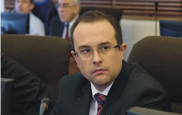 Na snímke štátny tajomník ministerstva hospodárstva SR Rastislav Chovanec
