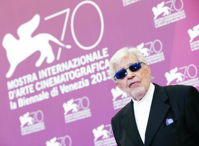 Taliansky režisér Ettore Scola
