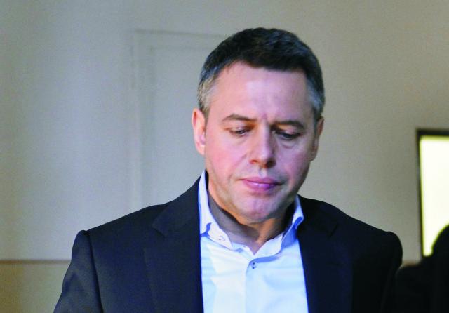 Exposlanec Národnej rady SR Vladimír J. (Smer-SD), ktorý čelí obvineniu zo zločinu týrania blízkej a zverenej osoby