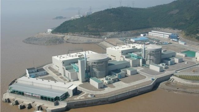 Plávajúca jadrová elektráreň. Ilustračné foto