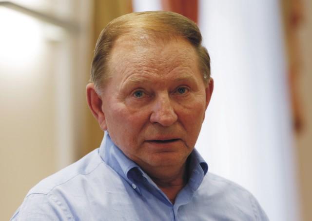 Bývalý ukrajinský prezident Leonid Kučma