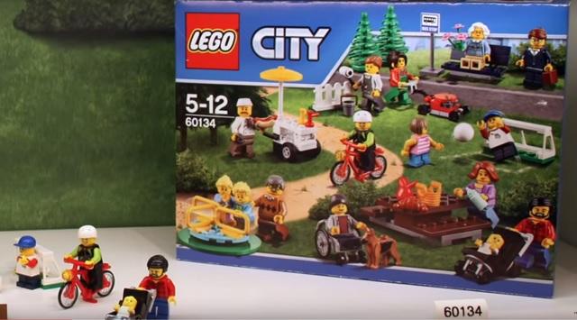 Nová stavebnica Lego
