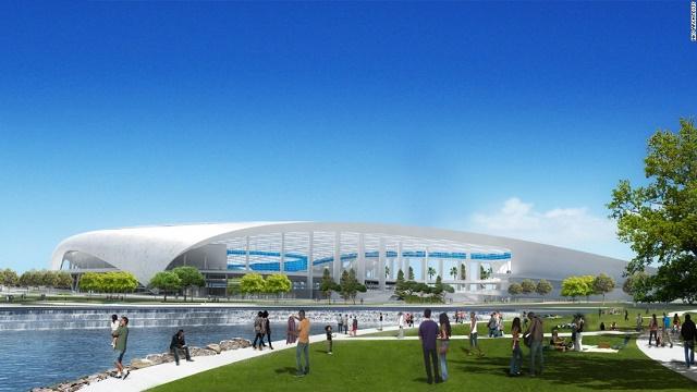 Takto má vyzerať obrovský komplex najdrahšieho štadióna na svete NFL Disney World