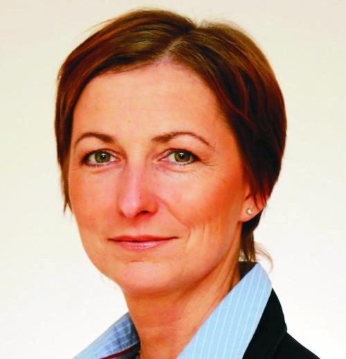 Na snímke Renáta Ocilková