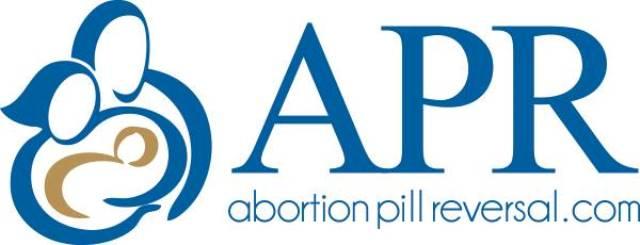 """Na snímke logo programu """"Pilulka na zvrátenie potratu""""(Abortion Pill Reversal), ktorý vytvorila organizácia """"Culture of Life Family Services"""""""