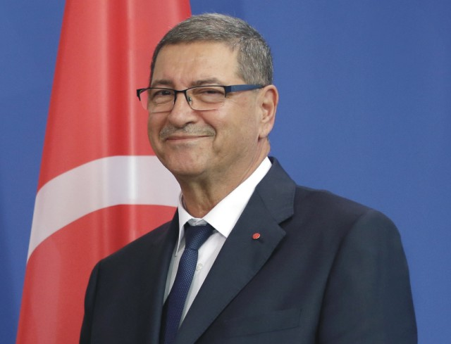 Tuniský premiér Habíb Síd