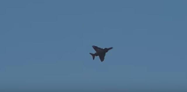 Na snímke bojová stíhačka F-4 Phantom II