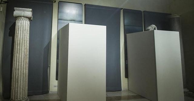 Nahé sochy v Kapitolskom múzeu sa zahalili, aby nevzbudzovali pohoršenie