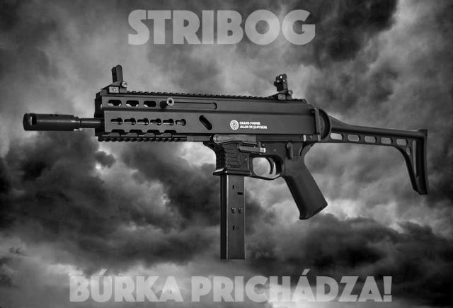 Grand Power uviedol do predaja prvú slovenskú karabínu STRIBOG SR9 A1 U