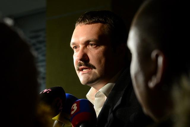 Na snímke nezaradený poslanec NR SR Viliam Novotný