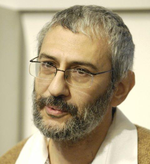 Na snímke prezident Inštitútu pre verejné otázky (IVO) Grigorij Mesežnikov