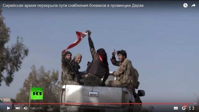 Sýrska armáda prekazila protiútok islamistov a zlikvidovala veliteľstvo ozbrojencov DAISu blízko mesta Alepo