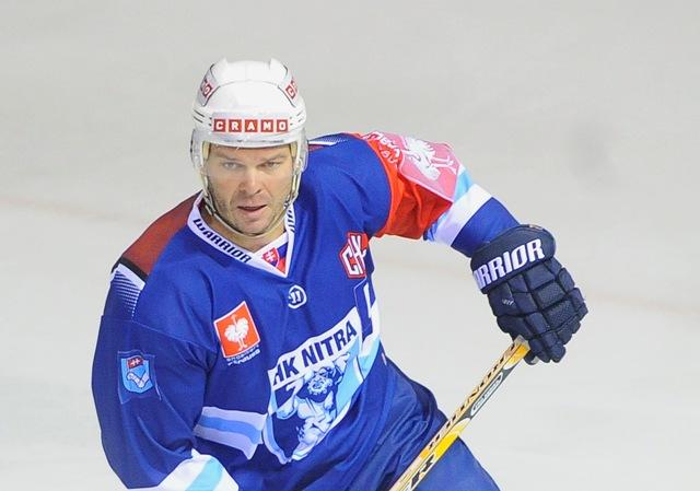 Na snímke Jozef Stümpel