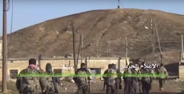 Sýrska armáda za spolupráci s niekoľkými jednotkami dobrovoľníkov oslobodila takmer celý sever provincie Alepo