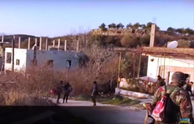 Sýrska vládna armáda a kurdské jednotky v provincii Latakia oslobodili niekoľko malých mestečiek a dedín