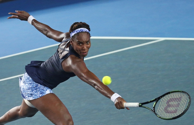 Na snímke americká tenistka Venus Williamsová
