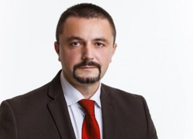 Na snímke predseda MKDA Csaba Fehér
