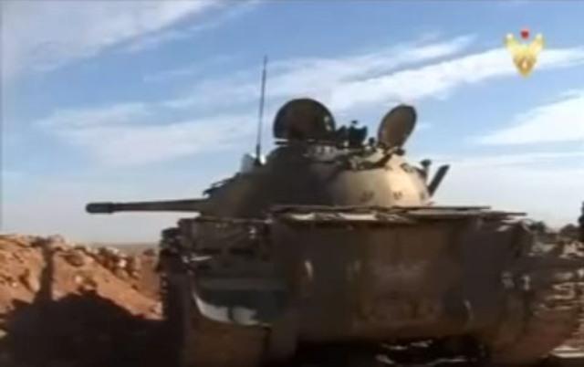 Na severe provincie Latakia sýrska armáda postupne oslobodzuje okres Dzabal al-Turkan