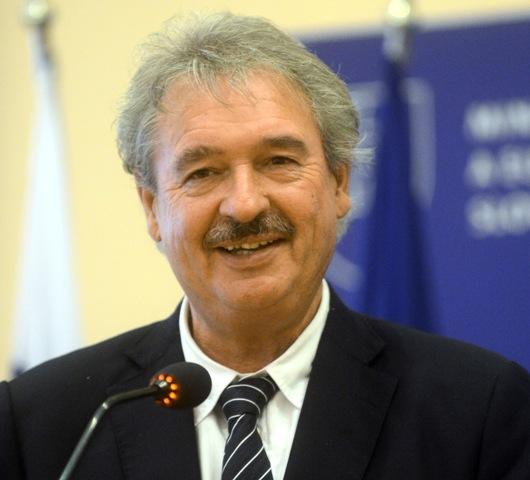 Na snímke luxemburský minister zahraničných vecí Jean Asselborn