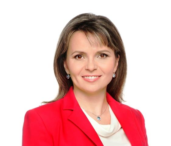 Na snímke Helena Mezenská