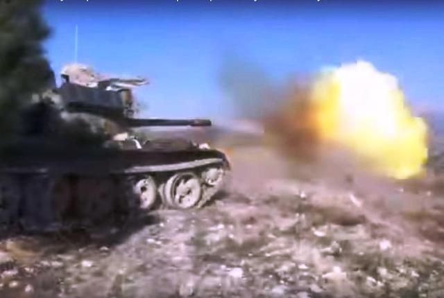 Sýrske médiá zverejnili videá prudkých bojov
