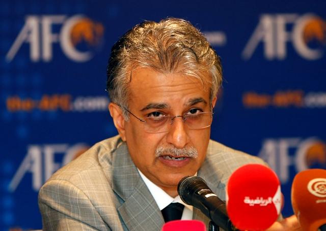 Na snímke bahrajnský šejk Salman bin Ebrahim Al Khalifa