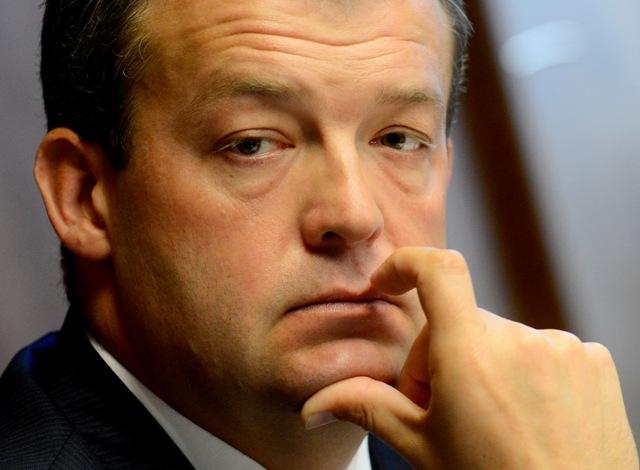 Na snímke predseda Výboru NR SR pre obranu a bezpečnosť Jaroslav Baška