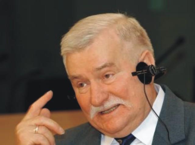 Bývalý poľský prezident Lech Walesa