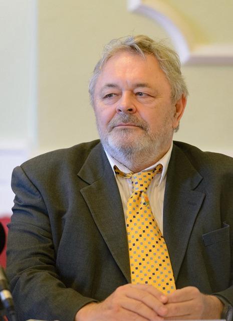 Na snímke riaditeľ Migračného úradu Ministerstva vnútra SR Bernard Priecel