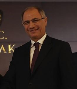 Na snímke turecký minister vnútra Efkan Ala