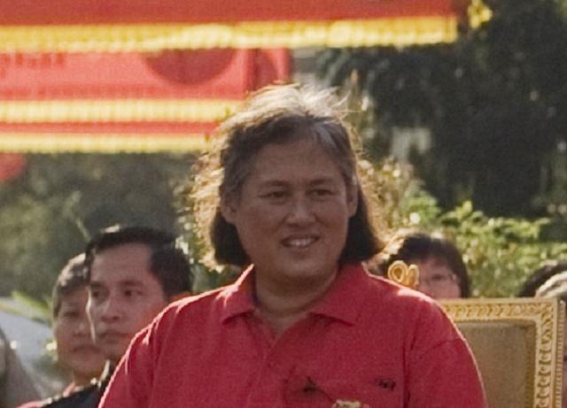 Na snímke thajská princezná Maha Chakri Sirindhorn