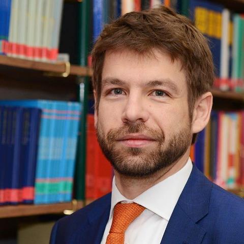 Na snímke český minister spravodlivosti Robert Pelikán