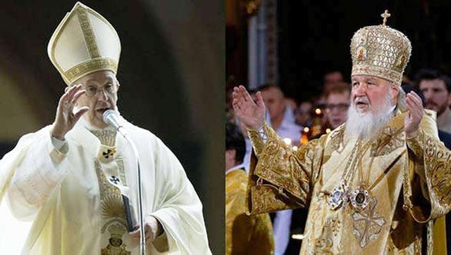 Stretnu sa pravoslavny a katoôlicky papez