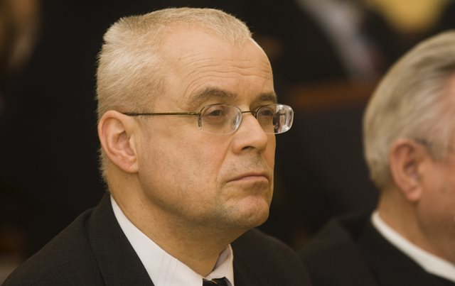 Na snímke Vladimír Špidla