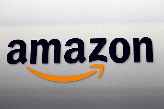 Logo spoločnosti Amazon