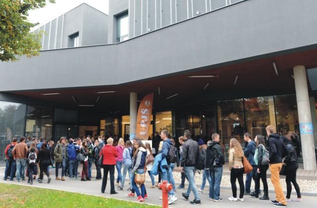 Deň otvorených dverí na Univerzite Pavla Jozefa Šafárika v Košiciach