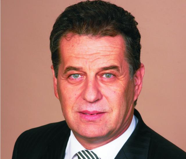 Na snímke primátor Nitry Jozef Dvonč