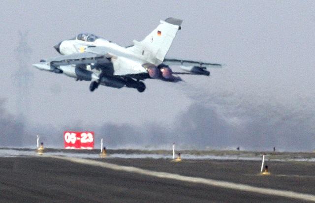 Nemecké prieskumné lietadlo Tornado